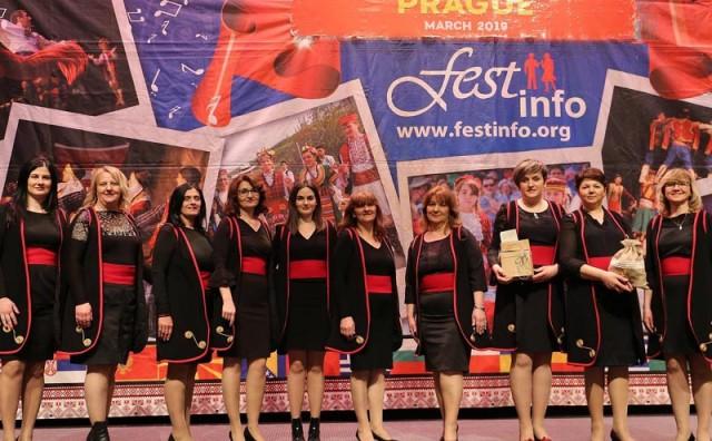 HKUD Sv. Ante Cim - Mostar predstavljao BiH na folklornom festivalu pjesme, igre i tradicije u Pragu