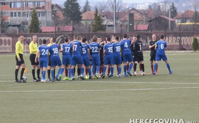 Kadeti: FK Sarajevo-NK Široki Brijeg 1:1 (1:1)