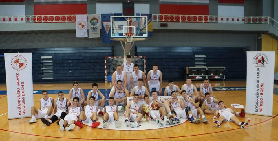 Pobjednici Lige mladih KS Herceg-Bosne za sezonu 2018/2019