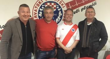 HŠK Zrinjski: Omladinska škola ugostila ugledne nogometne menadžere iz Engleske i Danske
