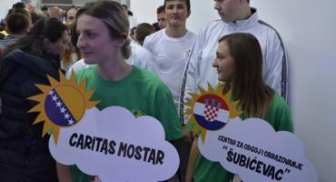 U Mostaru međunarodne igre za djecu s poteškoćama u razvoju