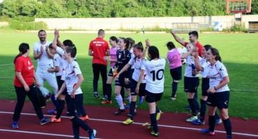 Nogometašice ŽNK Brotnjo preuzele vrh prvenstvene ljestvice