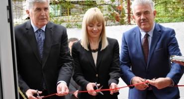U Mostaru otvorena energetski obnovljena školska zgrada