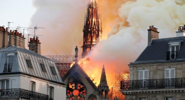 Požar u Notre-Dameu nije podmetnut