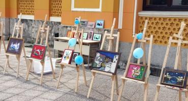 Humanitarna izložba radova djece i mladih s posebnim potrebama