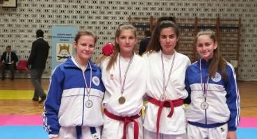 Karate klub Zrinjski odličan na Kupu Jadrana