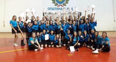 Mažoretkinje Općine Čitluk domaćini i suorganizatori državnog prvenstva mažoretkinja
