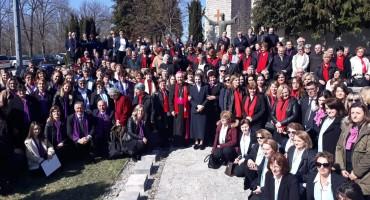 Lištani: Susret crkvenih pjevačkih zborova Banjolučke biskupije