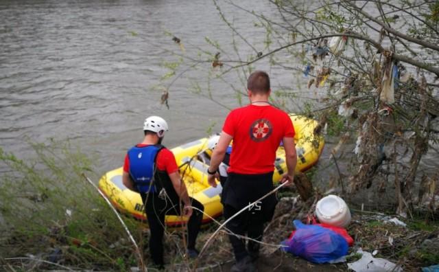 U rijeci Bosni pronađeno tijelo muškarca
