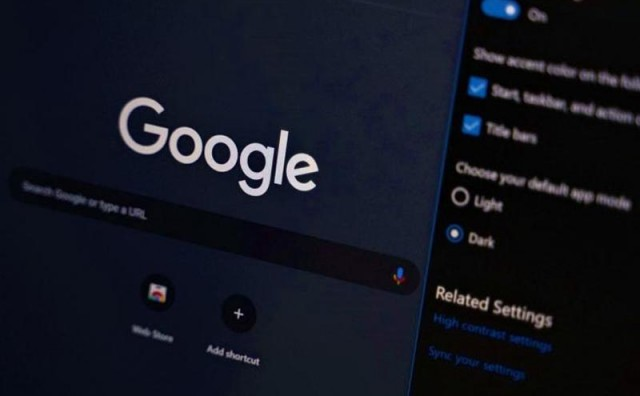 Dark mode i na Google Chromu