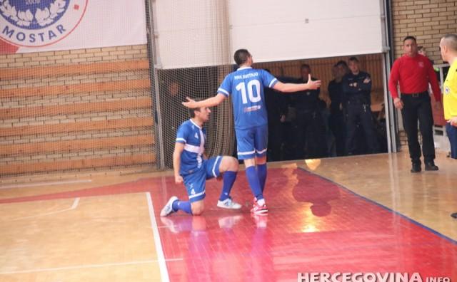 U nedjelju prvi finalni obračun Mostar SG-a i Brotnja