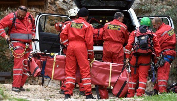 Odlomila se stijena i ubila alpinisticu iz Zagreba