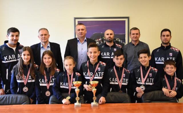 Načelnik općine Čitluk i predsjednik OV Čitluk čestitali članovima KK Brotnjo-Hercegovina na uspjesima!