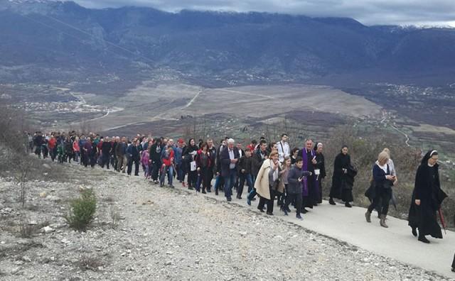 Mostar: U nedjelju Križni put na Đubrane