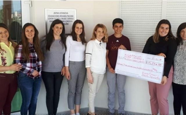 Hrvati iz Chicaga centru u Ljubuškom uručili 15 tisuća dolara