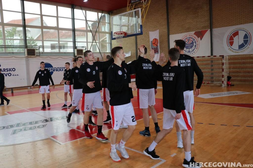 HKK Zrinjski: Juniori u finalu državnog prvenstva