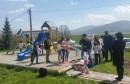 Dječje igralište i kombi za župu Bosansko Grahovo