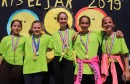 Stotine djece danas su uživale u Kiseljaku na Dječjoj olimpijadi 2019.