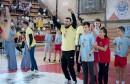 Lino višebojac u Mostaru