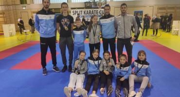 Karate klub Široki Brijeg nastavio uspješan niz odličnih rezultata