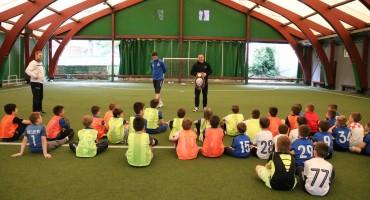 Emil Markić iznenadio polaznike Futsal akademije HFC Zrinjski