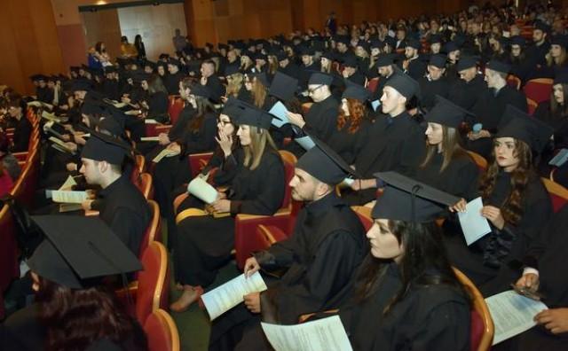 Mostar: Filozofski fakultet promovirao 204 diplomanta