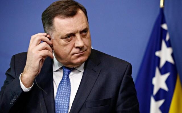 Dodik podnio zahtjev za ocjenu ustavnosti Zakona o zastavi BiH