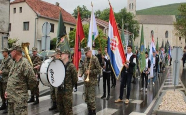 Obilježen Dan branitelja općine Posušje