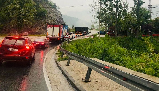 Ovo je jedan od razloga dugih kolona na cesti Mostar-Sarajevo
