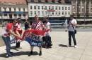 Mostarci bili sudionici pobjede Hrvatske nad Walesom