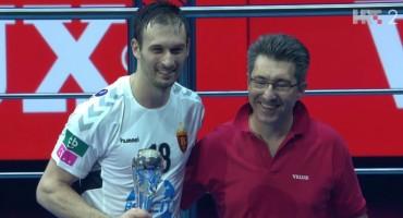 LP: Vardar prvak Europe, Igor Karačić MVP finala