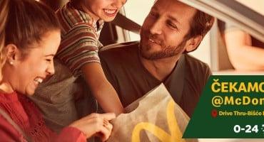 Posjetite najmoderniji McDonalds restoran u BiH