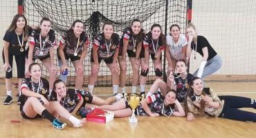 Mlade igračice Katarine obranile naslov prvaka