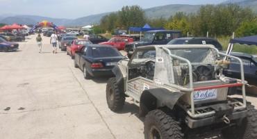 U Mostaru se održava 'Oldschool Street Race Mostar 2019'
