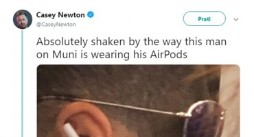 Iznenadit će vas kako neki ljudi nose slušalice