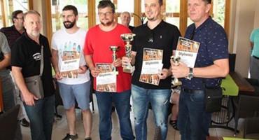 Treći državni rejting turnir u tavli održan u Donjem Vakufu