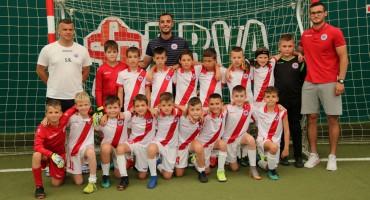 Najmlađi nogometaši HŠK Zrinjski treću godinu za redom osvajaju turnir Ljetni kup u Sarajevu