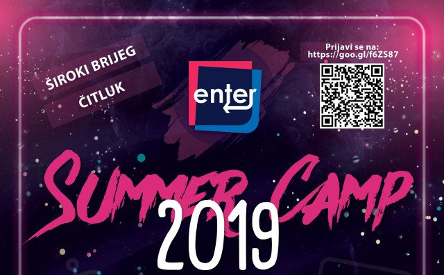 Škola programiranja Enter pokreće Summer Camp
