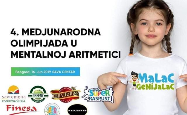 Iva Martina Kraljević osvojila 3. mjesto na Međunarodnoj Olimpijadi u mentalnoj aritmetici