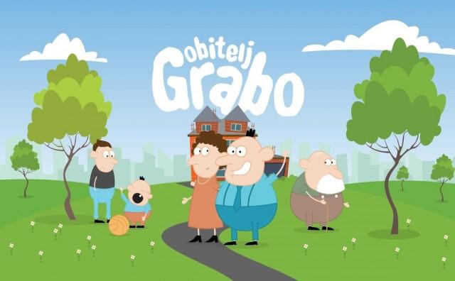 Predstavljamo desetu epizodu Obitelji Grabo
