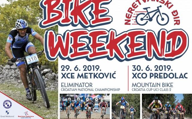 Bike-weekend 'Neretvanski đir'