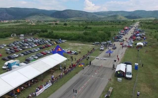 Narednog vikenda u Mostar stižu najbrži automobili Balkana