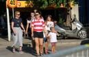 HŠK Zrinjski: Pogledajte kako je bilo ispred stadiona prije utakmice protiv Akademije Pandev