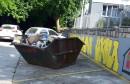 Mostar: Došao iz Norveške na odmor i očistio smeće oko kontejnera