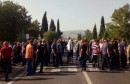 Radnici Aluminija krenuli u Sarajevo, okupit će se ispred zgrade Vlade FBiH