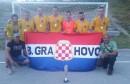 """MNK Seljak iz Livna pobjednik turnira """"Sv. Ilija 2019"""" u Bos. Grahovu"""