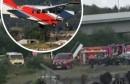 U zrakoplovnoj nesreći poginulo devet osoba