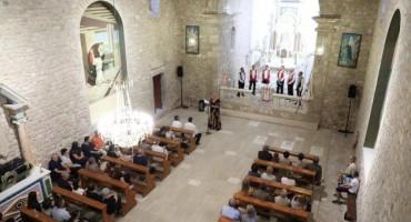 Održan 13 susret klapa u Gorici