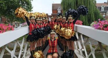 Mostarske mažoretkinje sudjelovale na velikoj turneji u Francuskoj i Belgiji