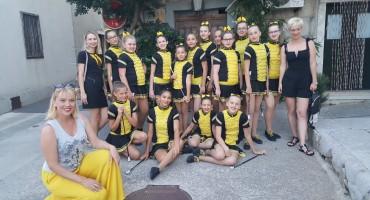 Mostarske mažoretkinje putovanjem na Krk zatvorile ovogodišnju plesnu sezonu